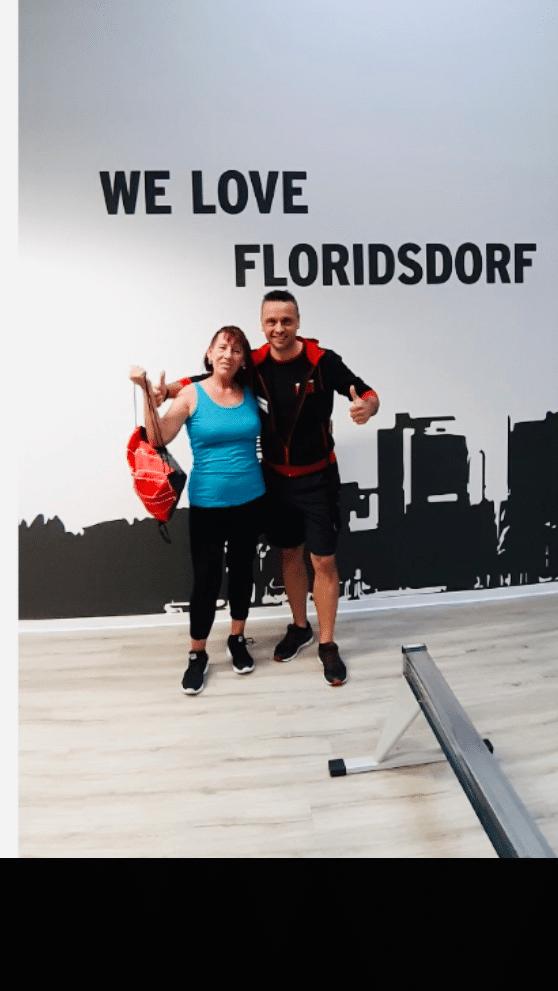clever fit Wien Floridsdorf Mitglied des Monats November